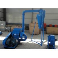 Buy cheap 500 kg Diesel Engine Animal Feed Hammer Mill for Wood , Corn , Wheat from wholesalers
