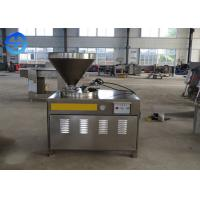 Reliable Operation Automatic Sausage Filler , Hydraulic Sausage Stuffing Machine Manufactures