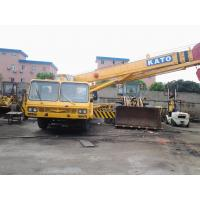 China 40T Kato Truck Crane NK400E 2000 on sale