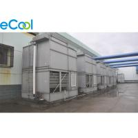 China ISO Evaporative Condenser Tower For Cold Storage Blast Freezing Equipment on sale