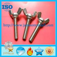 China Wing nuts, Zinc plated butterfly lock wing nut,Stainless steel wing nuts,Brass wing nuts,Copper wing nuts,Butterfly nuts on sale