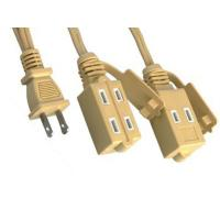 UL Flat Extension Cord Nema 1 - 15R Extension Cord Plug Manufactures