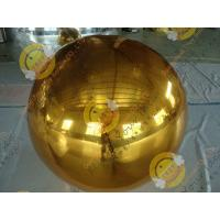 Christmas Decorative Large Helium Balloons Inflatable Mirror Double 0.3mm Manufactures
