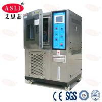 Adjustable Stainless Steel Temperature Environmental Climate High And Low Temperature Test Cabinet Manufactures