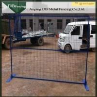 Removable Canada Temporary Fence Panels For Construction Sites / Private Place Manufactures