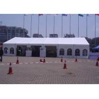 12m Span Small Outdoor Event Tent Translucent UV Protection With Window Manufactures