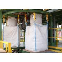 Belt Type FIBC / Jumbo Bag / Bulk Bag Filling Machine 15-30 bag/h Manufactures