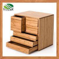 China China Cheap Small Chest of Drawers with Bamboo for Bedroom on sale