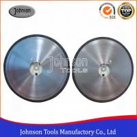 300 mm Diameter Resin Bond Continuous Rim Ceramic Tile Saw Blades 60 mm Bore Manufactures