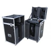 10mm Plywood Rack Flight Case , Musical Instrument Carrying Case Manufactures