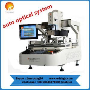 Most useful IC repair machine WDS-880 bga ic repair machine manufacturer with bga reballin Manufactures