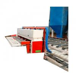 Gypsum Ceiling Moulding Design Lamination Machine With Cutting Machine Manufactures