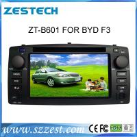 Wholesales Car Radio for BYD F3 car radio player with gps navigator make in china Manufactures