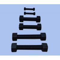 Din 933 Fully Threaded Hex Bolts Grade 8.8 10.9 For Building Industry Machinery Manufactures