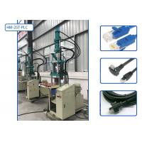 Low Noise Hand Operated Injection Moulding Machine For Data Network Lan Cable Manufactures