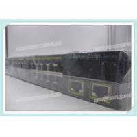 Buy cheap 6.5 Mpps Throughput Ethernet Network Switch 2 X 10 / 100 / 1000 TX Uplinks from wholesalers