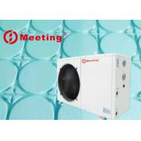 China Energy - Saving And Safe Electric Air Sourc Heat Pump Combined With Ground Heating Pipe on sale