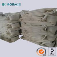Anti-Static Industrial Polyester Filter Bags For Dust Collector System Manufactures