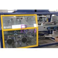 3 in 1 Carton Bottle Packing Machine , Shrink Wrapping Machine Manufactures
