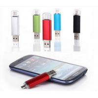 China Hot Selling Eletronics Gifts Protable Promotional Gift Mobile Phone OTG USB Flash Drives on sale