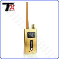 Sound Alarm Network Signal Detector Mobile Radio Wireless GPS Recording Devices Manufactures