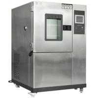 China LCD Touch Temperature Humidity Test Chamber 304 Stainless Steel Sheet Material on sale