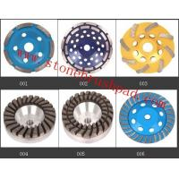 Diamond cup wheel for grinding Manufactures