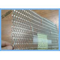 Galvanized Plate Wall Plaster Expanded Metal Lath with Diamond Hole Manufactures