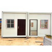 Hot Dip Galvanized Steel Container Houses Detachable Environmental Friendly Manufactures