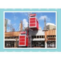 China Bridge Construction Lift Passenger Hoist and Material Lift Elevator For Building on sale