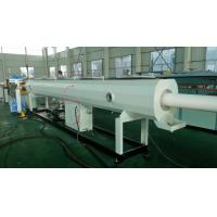 China 110 - 315mm Drainage Plastic Pipe Machine / PVC Pipe Manufacturing Machine PVC Pipe Machine on sale