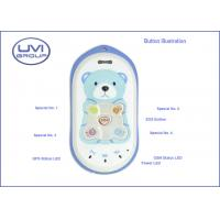 PT301 Plastic Cover Cute GSM / GPRS Plastic Cover GPS Cell Phone Trackers for Elder / Disabled Manufactures