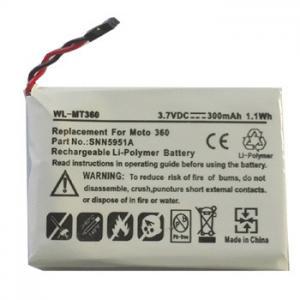 Motorola Moto 360 Battery WX30 SNN5951A Manufactures