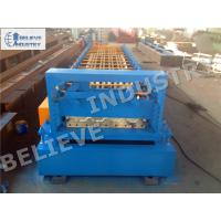 China Wall Type IBR Sheet Roll Forming Machine For South African Market on sale