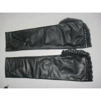 Fashion Leather Gloves (A1593) Manufactures