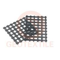 Quality 3.95m * 100m PET Asphalt Geogrid , Reconstruction Miragrid Gx Geogrids for sale