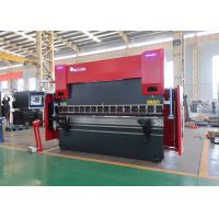 8 Axis CNC Press Brake Machine 220 Ton 3100mm with Wila Hydraulic Clamping Manufactures