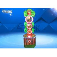 China Lucky Tree Lottery Tickets Arcade Games Machines With LED Sound Cotrol on sale