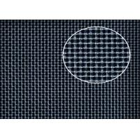 Water Resistant Screen Mesh Net For Chemical Plant 1.27m * 50m Dust Proof Manufactures