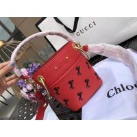 Chloe Young The Owen Series Pony Embroidery Bucket Package chloe Drew Metal Wide Shoulder Strap Manufactures