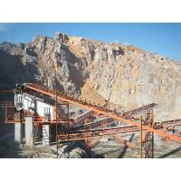 China Gold ore crusher production line on sale