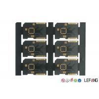ENIG Double Sided Heavy Copper PCB Board 1 OZ Copper For Medical Equipment Manufactures