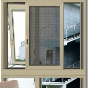 Professional Australian standard double glazed aluminum awning/awing window Manufactures