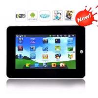 7 Inch Tablet PC Android 2.2 Via-8650 Manufactures