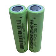 Lithium ion, cylindrical type, 18650 3.7V 2250mAh UL1642,IEC62133 and UN38.3 approval Manufactures