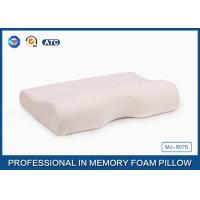 Contour Orthopetic Memory Foam Massage Pillow For Shoulder And Neck Pain Manufactures