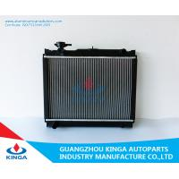New Aluminum Auto radiator replacement for Nissan BUS MT Manufactures