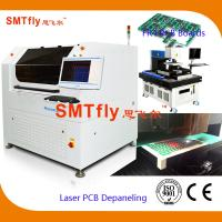 China FPC/PCB/ Rigid-Flex PCB Cutting Machine Laser Depaneling Equipment on sale