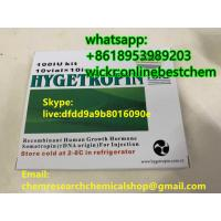 Injectable Hgh Human Growth Hormone For Height Hygetropin 200iu Kit 96827-07-5 10IU/Vial Manufactures