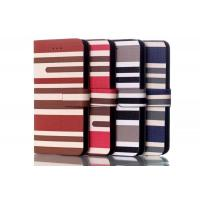 Iphone 6 Cover, Iphone 6 Colorful Stripe Protective Cover + Ultra Thin Case Manufactures